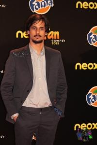 .Alex Maruny - Alfombra Neox 1 Firmada