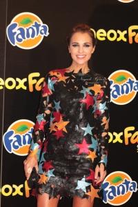 Paula Echevarria - Alfombre Neox 1 Firmada